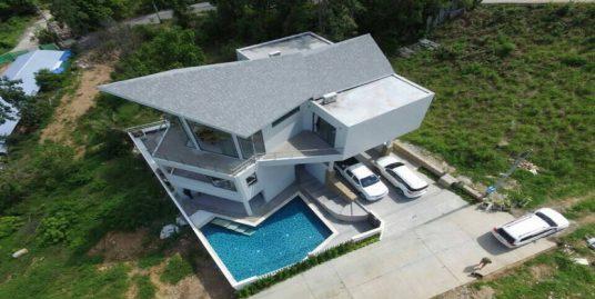 A vendre villa Choeng Mon Koh Samui 6 chambres