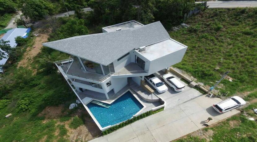 A vendre villa Choeng Mon Koh Samui Villa Chamanan 6 chambres_resize