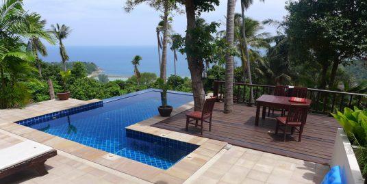 A vendre villa Haad Salad Koh Phangan 2 chambres piscine