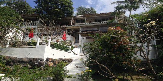 A vendre villa Haad Yao Koh Phangan meublée 4 chambres vue mer