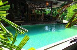 A vendre villa Thong Sala Koh Phangan piscine