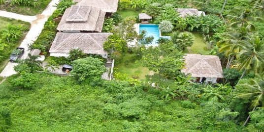 A vendre villa Balinaise Lamai 4 chambres