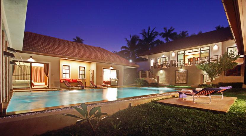 A vendre villa meublée Bangrak Koh Samui_resize