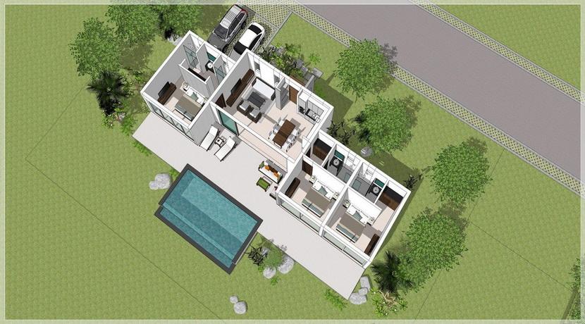 A vendre villa sur plan Chaweng Koh Samui (3)_resize