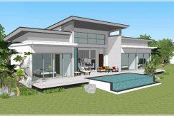 A vendre villa sur plan Chaweng Koh Samui_resize