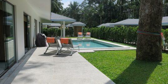 A vendre villas Maenam Koh Samui 3 chambres