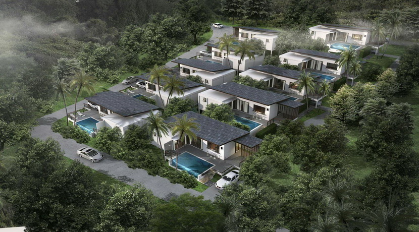 A vendre villas sur plan Lamai Koh Samui (2)_resize