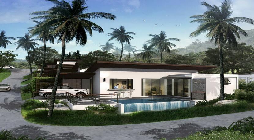 A vendre villas sur plan Lamai Koh Samui (3)_resize