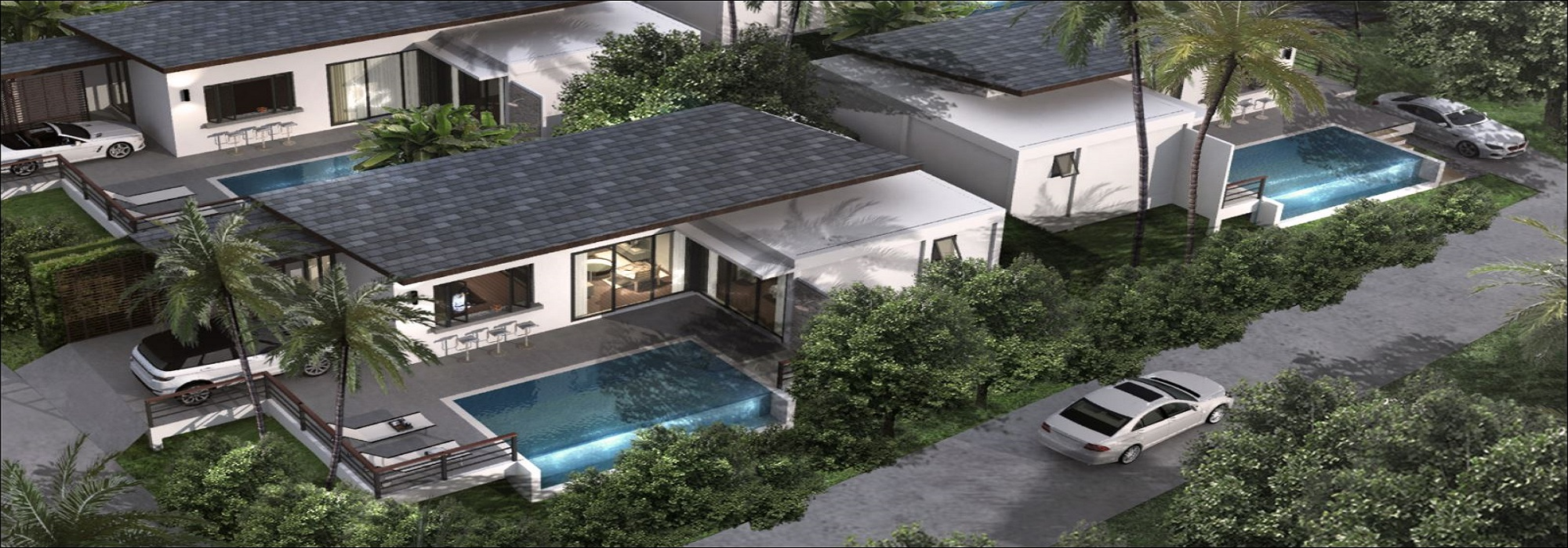 For sale villas off plan Lamai Koh Samui