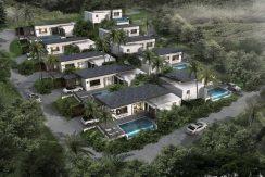 A vendre villas sur plan Lamai Koh Samui_resize