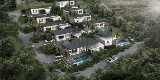 A vendre villas sur plan Lamai Koh Samui