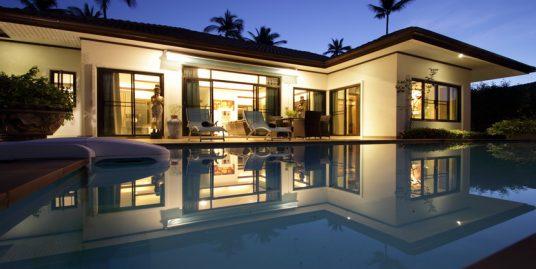 Bangrak location villa 2 chambres piscine privée