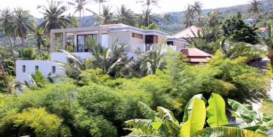 Chaweng Noi Koh Samui location villa 3 chambres piscine