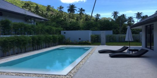 Lamai Koh Samui location villa 3 chambres piscine jacuzzi