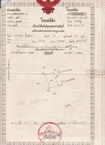 Les titres de propriété en Thaïlande - Chanote
