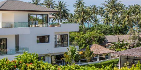 Location Ban Tai Koh Samui villa 4/5/6 chambres piscine