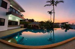 Location Bophut villa Koh Samui
