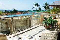 Location appartement Bangrak Koh Samui