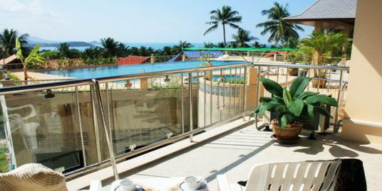 Location appartement Bangrak Koh Samui 2 chambres