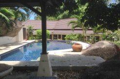 Location long terme villa 3 chambres piscine Lamai Koh Samui