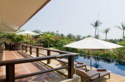Location vacances Choeng Mon Koh Samui - Villa Manmuang