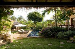 Location vacances villa 3 chambres Choeng Mon Koh Samui - Villa Lamyai