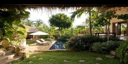 Location vacances villa 3 chambres Choeng Mon