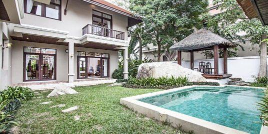 Location vacances villa Chaweng Noi 3 chambres vue mer