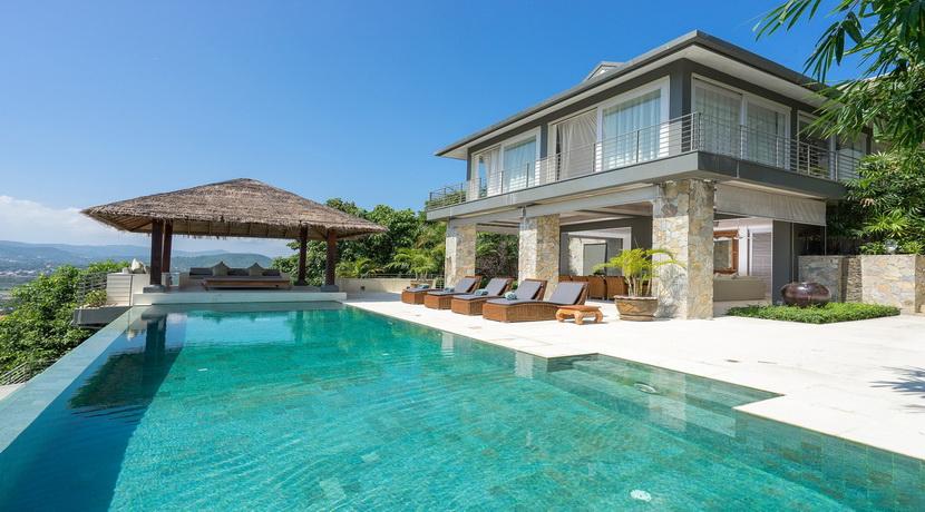 Location villa 6 chambres Chaweng Beach Koh Samui - Baan Kimsacheva_resize