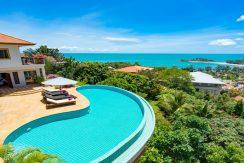 Location villa Choeng Mon Koh Samui Baan Arun