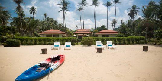 Location villa Laem Set Koh Samui 4 chambres piscine plage