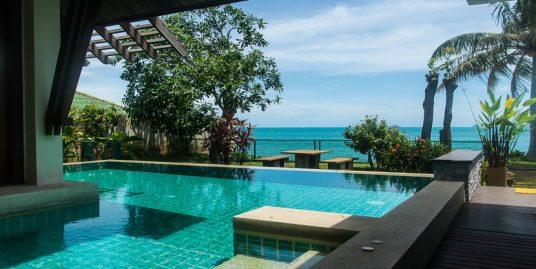 Location villa Mae Nam Koh Samui 2 chambres piscine plage