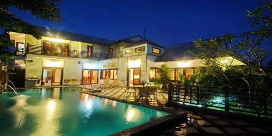 Location villa Samui Sun Chaweng 3/4 chambres piscine