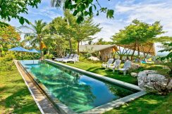 Location villa Taling Ngam Koh Samui VILLA QUARTZ HOUSE