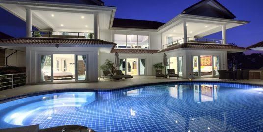 Location villa Thong Son Bay 5 chambres piscine vue mer