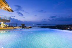 Location villa de luxe Koh Samui Villa Skyfall