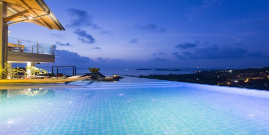 Location villa de luxe Koh Samui Choeng Mon