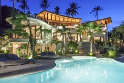 Location villa vacances Koh Samui Bophut Villa Kya_resize