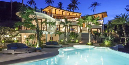 Location villa vacances Koh Samui Bophut 3/4 chambres