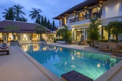 Location villa vacances Koh Samui Bophut