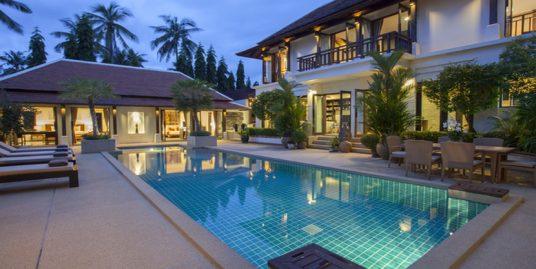 Villa vacances Koh Samui Bangrak 2/3 chambres piscine