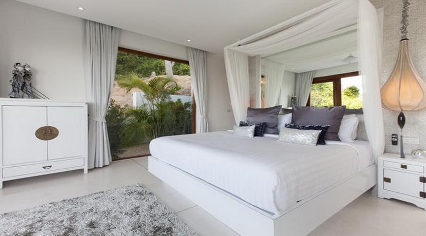 Location villa vacances Koh Samui chambre master_resize