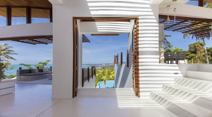 Location villa vacances Koh Samui entrée_resize