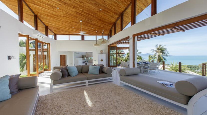 Location villa vacances Koh Samui salon (3)_resize