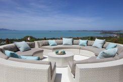 Location villa vacances Koh Samui terrasse circulaire_resize