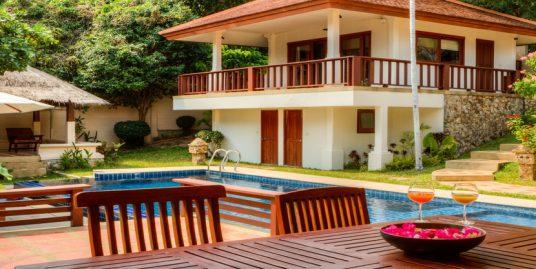 Location villa voyage de noces Koh Samui