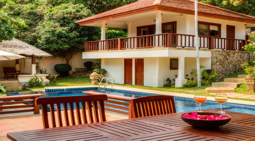 Location villa voyage de noces Koh Samui 2-4 chambres piscine - Villa Sapparos_resize