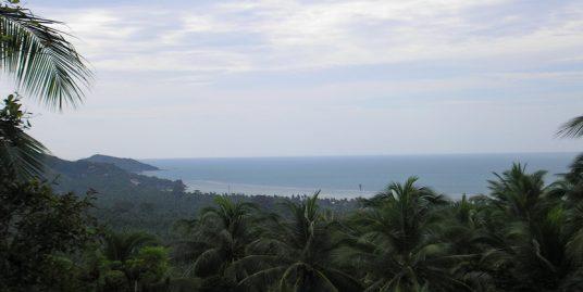 Terrain à vendre Ban Tai Koh Phangan 4.524 m²