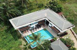 Vente Bophut villa Koh Samui