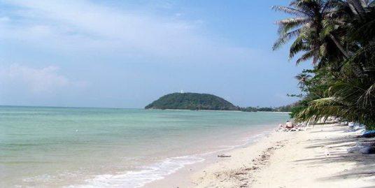 Vente Terrain Laem Yai Beach Koh Samui bord de mer 5.416m²